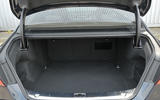 Audi S8 Plus boot space