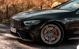Mercedes-AMG GT 4-door Coupe - front end