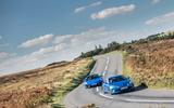 Alpine A110 vs. McLaren 570S