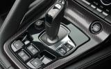Jaguar F-type automatic gearbox
