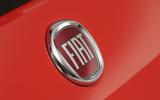 Fiat Punto badge