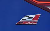 Seat Leon SC Cupra 300 badging