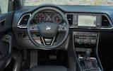 Seat Ateca dashboard
