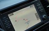 Seat Ateca infotainment system
