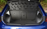 Seat Leon SC Cupra 300 boot space
