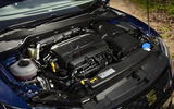 Seat Leon SC Cupra 300 engine bay