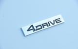 Seat Ateca 4Drive badging