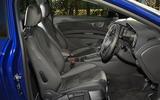 Seat Leon SC Cupra 300 interior