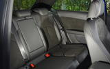 Seat Leon SC Cupra 300 rear seats