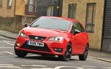 Seat Ibiza Cupra long-term test review: interior highlights