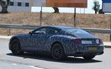 Next Bentley Continental GT seen in lightest camouflage yet