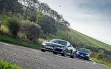 Audi R8 vs. Volkswagen Golf R