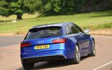Audi RS6 Avant Performance rear