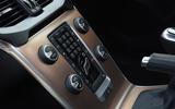 Volvo V40 centre console