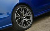 Audi RS6 Avant Performance alloys