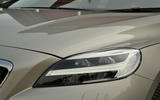 Volvo V40 LED headlights