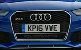 Audi RS6 Avant Performance front grille