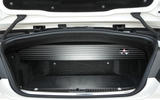 Mercedes-Benz S500 Cabriolet boot space