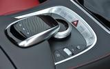 Mercedes-Benz S500 Cabriolet infotainment controller