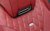 Mercedes-Benz S500 Cabriolet airscarf