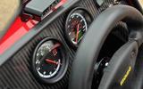 Caterham Seven 310 R instrument dials