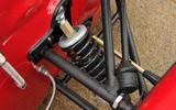 Caterham Seven 310 R suspension