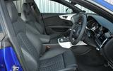 Audi RS7 Performance interior