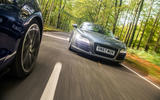 Audi R8 vs. Volkswagen Golf R