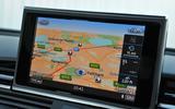 Audi RS7 Performance MMI infotainment