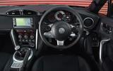 Toyota GT86 Dash