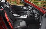 Mercedes-AMG SLC 43 interior