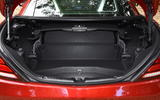 Mercedes-AMG SLC 43 boot space