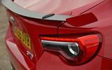 Toyota GT86 Spoiler