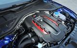 4.0-litre V8 Audi RS7 Performance engine