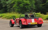 Caterham Seven 310 R rear quarter