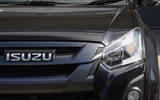 Isuzu D-Max Blade LED day-running-lights