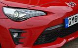 Toyota GT86 Front Bumper