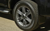 Isuzu D-Max Blade alloy wheels