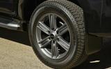 Isuzu D-Max Blade alloy wheels