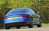Audi RS7 Performance rear