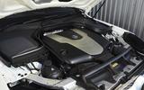 3.0-litre V6 Mercedes-Benz GLC diesel engine