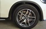 Mercedes-Benz GLC alloy wheels