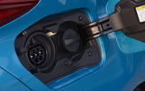 Toyota Prius Plug-in charging port