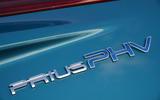 Toyota Prius Plug-in badging
