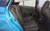 Toyota Prius Plug-in rear seats