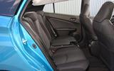 Toyota Prius Plug-in rear seats