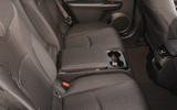 Toyota Prius Plug-in rear seat cupholders