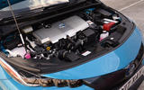 Toyota Prius Plug-in hybrid engine bay
