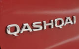 2016 Nissan Qashqai studio - badge