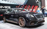 Mercedes-AMG S65 Final Edition Geneva 2019 - hero front